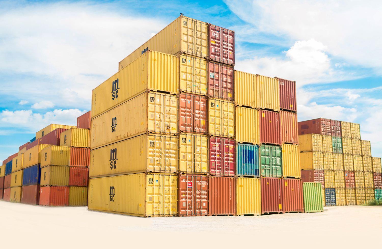 Rodzaje kontenerów transportowych