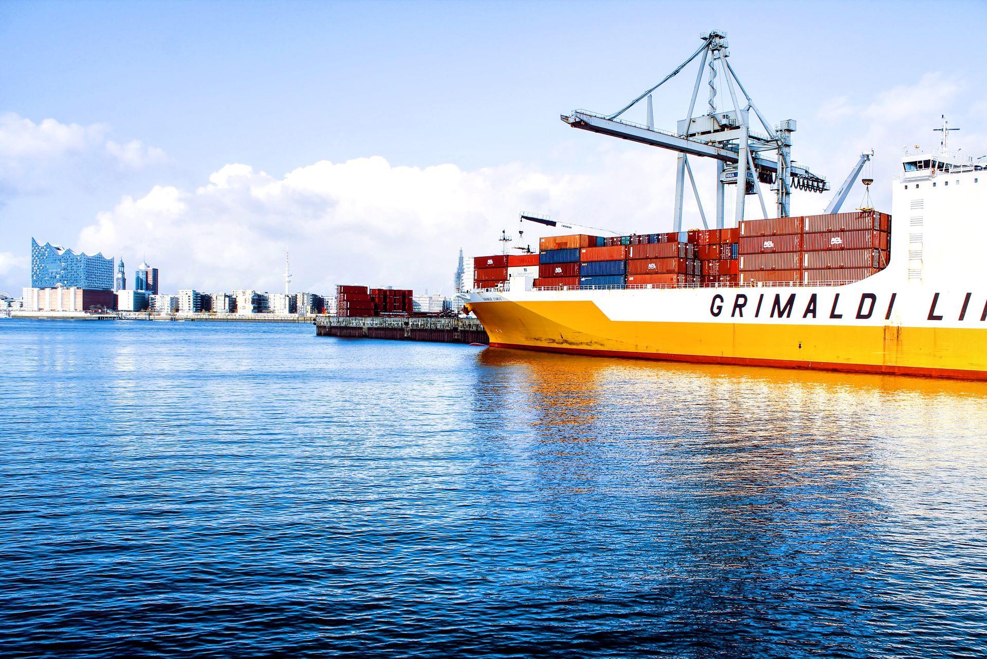 Ceny za transport morski z Chin