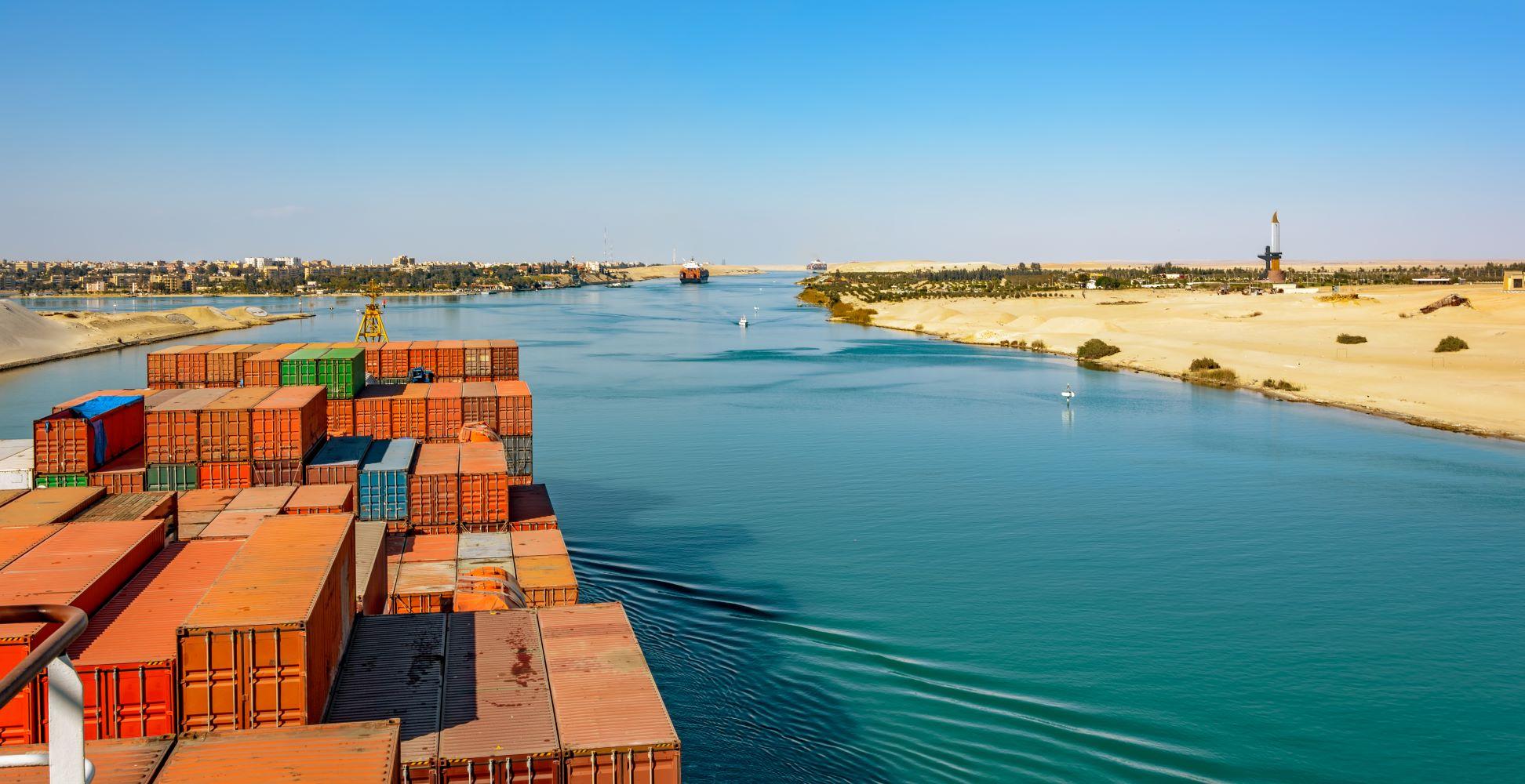 Kanał Sueski dlaczego jest ważny